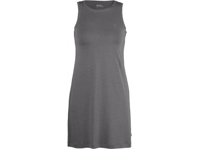 Fjällräven High Coast Tank Dress Damen grey